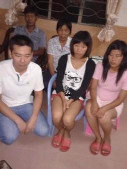 Janny's family image